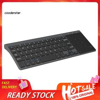 Bàn Phím Không Dây Wdp 2.4ghz Cho Android Box Smart Tv Notebook Laptop thumbnail