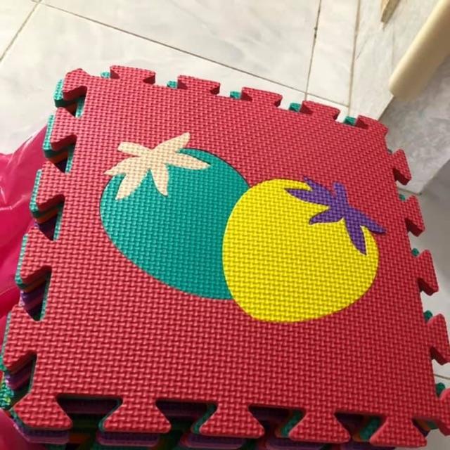 Thanh lý 3 bộ thảm xốp mới 263k Mỗi bộ 10 tấm