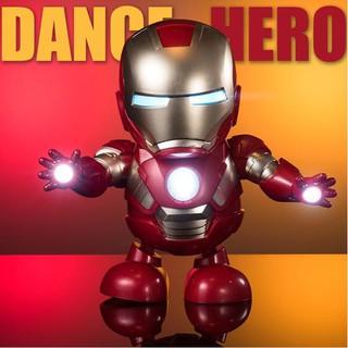 [ SIÊU HOT ] FREESHIP Đồ Chơi RoBot Iron Man – Người Sắt Nhảy múa