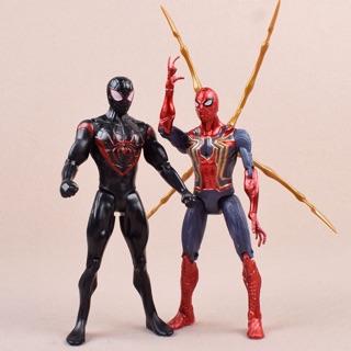 Người nhện Spider man mô hình marvel