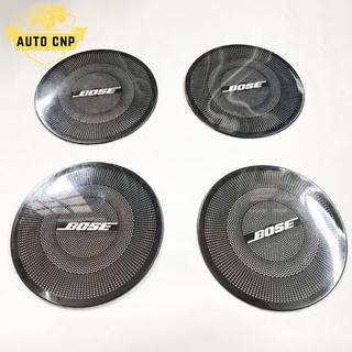 Ốp màng loa cho xe HYUNDAI KONA chất liệu thép mạ TITAN, bảo vệ khu vực loa sạch sẽ không bụi bặm AUTO CNP thumbnail