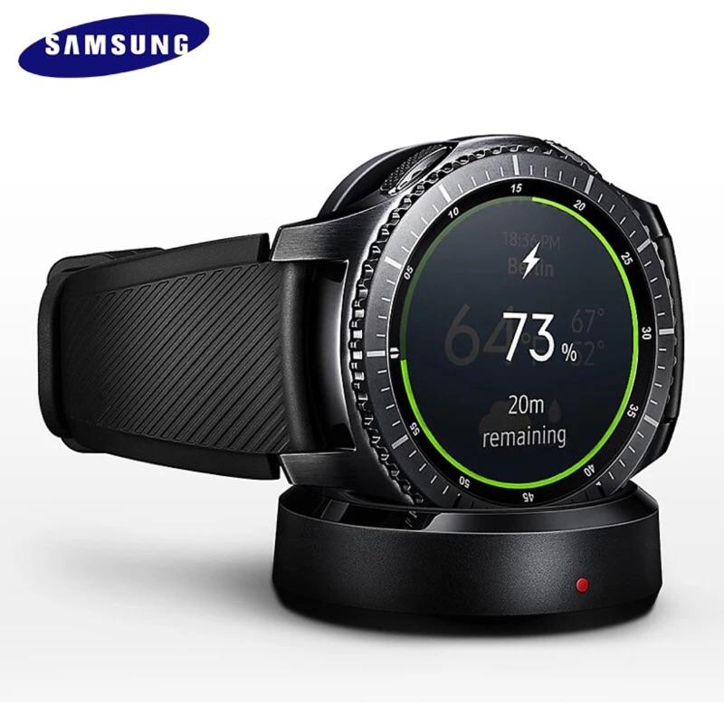 đế sạc cho đồng hồ thông minh samsung gear s3 classic r760/r765