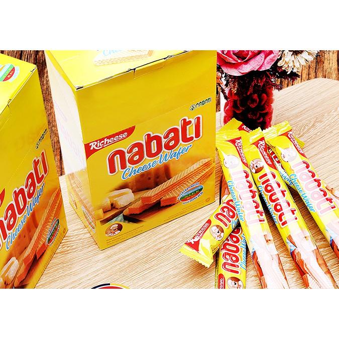 Bánh kem xốp phô mai Recheese Nabati hộp 170g - 2566648 , 584266054 , 322_584266054 , 49000 , Banh-kem-xop-pho-mai-Recheese-Nabati-hop-170g-322_584266054 , shopee.vn , Bánh kem xốp phô mai Recheese Nabati hộp 170g