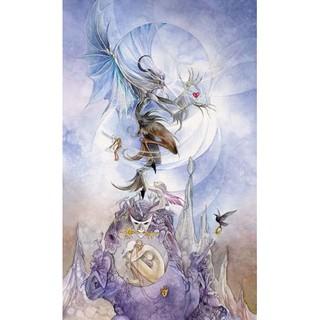 Bài SHADOWSCAPE TAROT ( KHÔNG VIỀN ) – TUYỆT TÁC MÀU NƯỚC