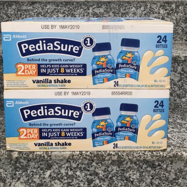 [HSD 08/2019 - 42k] Combo 2 thùng [24 lon] sữa nước PediaSure Mỹ, hương vani 237ml - 2806143 , 1288110742 , 322_1288110742 , 2015000 , HSD-08-2019-42k-Combo-2-thung-24-lon-sua-nuoc-PediaSure-My-huong-vani-237ml-322_1288110742 , shopee.vn , [HSD 08/2019 - 42k] Combo 2 thùng [24 lon] sữa nước PediaSure Mỹ, hương vani 237ml