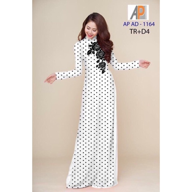 Vải áo dài Chấm bi - 9924609 , 1000471570 , 322_1000471570 , 230000 , Vai-ao-dai-Cham-bi-322_1000471570 , shopee.vn , Vải áo dài Chấm bi