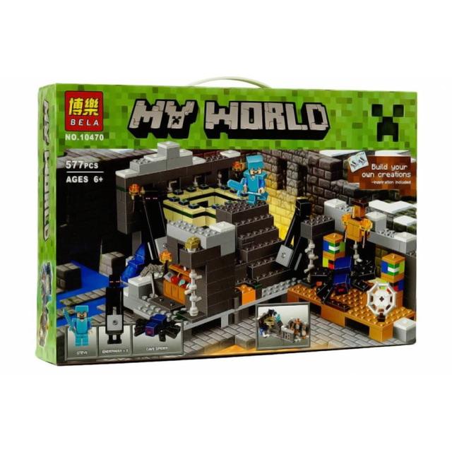 Lego MW 10470- Cánh cổng địa ngục cuối cùng