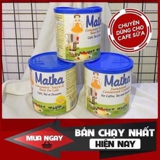 kem đặc có đường Maika (tên gọi thông thường Sữa đặc Maika)