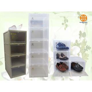 Tủ giầy nhựa cao cấp nhiều tầng đẹp và sạch – đồ gia dụng tiện ích