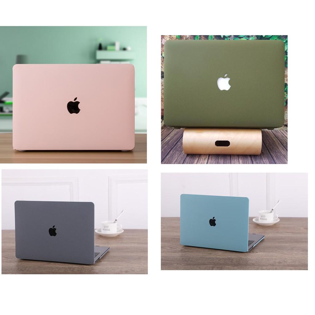 Case Macbook Air 2018 model A1932 màu pastel 4 màu (Tặng kèm Nút chống bụi + bộ chống gãy sạc) - 22743167 , 1907105355 , 322_1907105355 , 300000 , Case-Macbook-Air-2018-model-A1932-mau-pastel-4-mau-Tang-kem-Nut-chong-bui-bo-chong-gay-sac-322_1907105355 , shopee.vn , Case Macbook Air 2018 model A1932 màu pastel 4 màu (Tặng kèm Nút chống bụi + bộ
