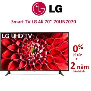 Smart Tivi LG 4K 70 inch 70UN7070