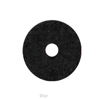 10 Pcs Drum Easy Install Replacement Universal Felt Washer