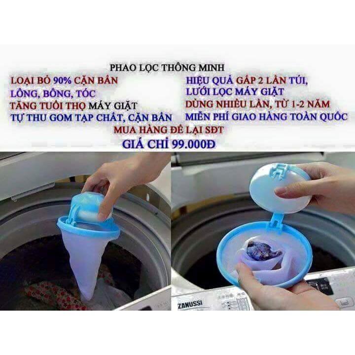 Quả lọc máy giặt