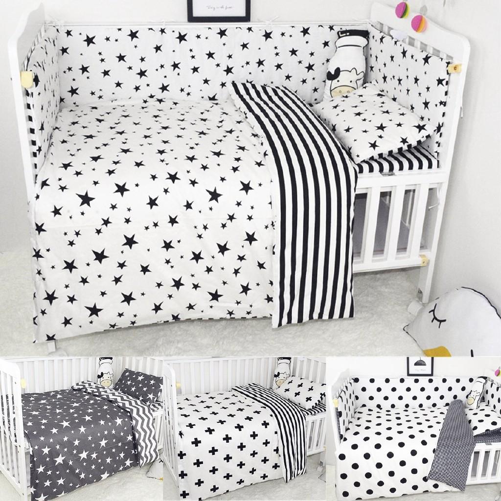 Bộ đồ giường gồm vỏ chăn + Ra trải + 1 / 2 áo gối in họa tiết hoa trang nhã