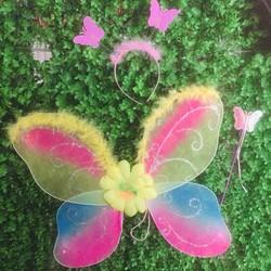 Bộ hóa trang cánh tiên cánh bướm