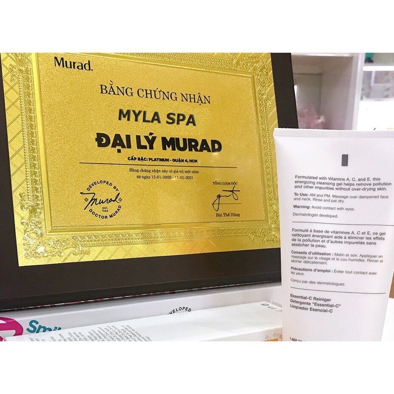 Bộ dưỡng da Murad MURAD Hydration Handled Kit