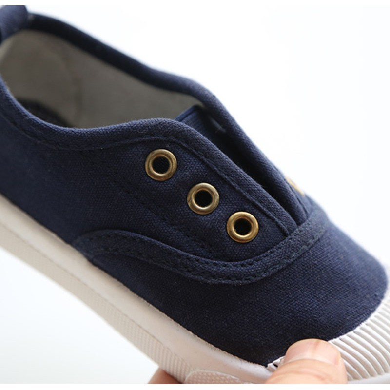 Thời trang cho bé, Giày lười dáng thể thao bé trai gái GTE8