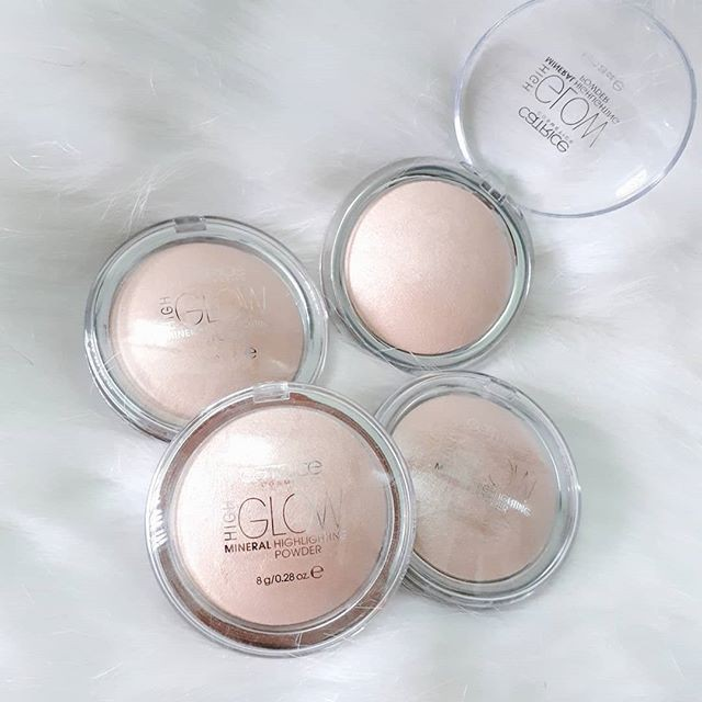 Phấn bắt sáng CATRICE High Glow Mineral Highlighting P