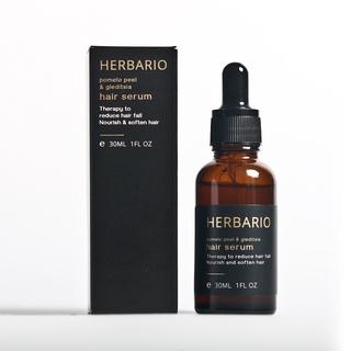 MEMBERGIFT [Hàng tặng không bán] - Serum mọc tóc Vỏ Bưởi và Bồ Kết Herbario 30ml thumbnail