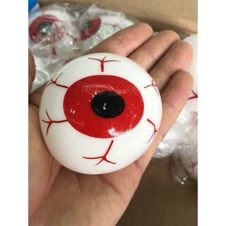 Đồ chơi gudetama trứng bóp trút giận 1 mắt đỏ
