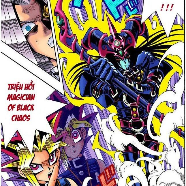 Bài Yugioh - Dark Magician Of Black Chaos Max (Secret Rare)