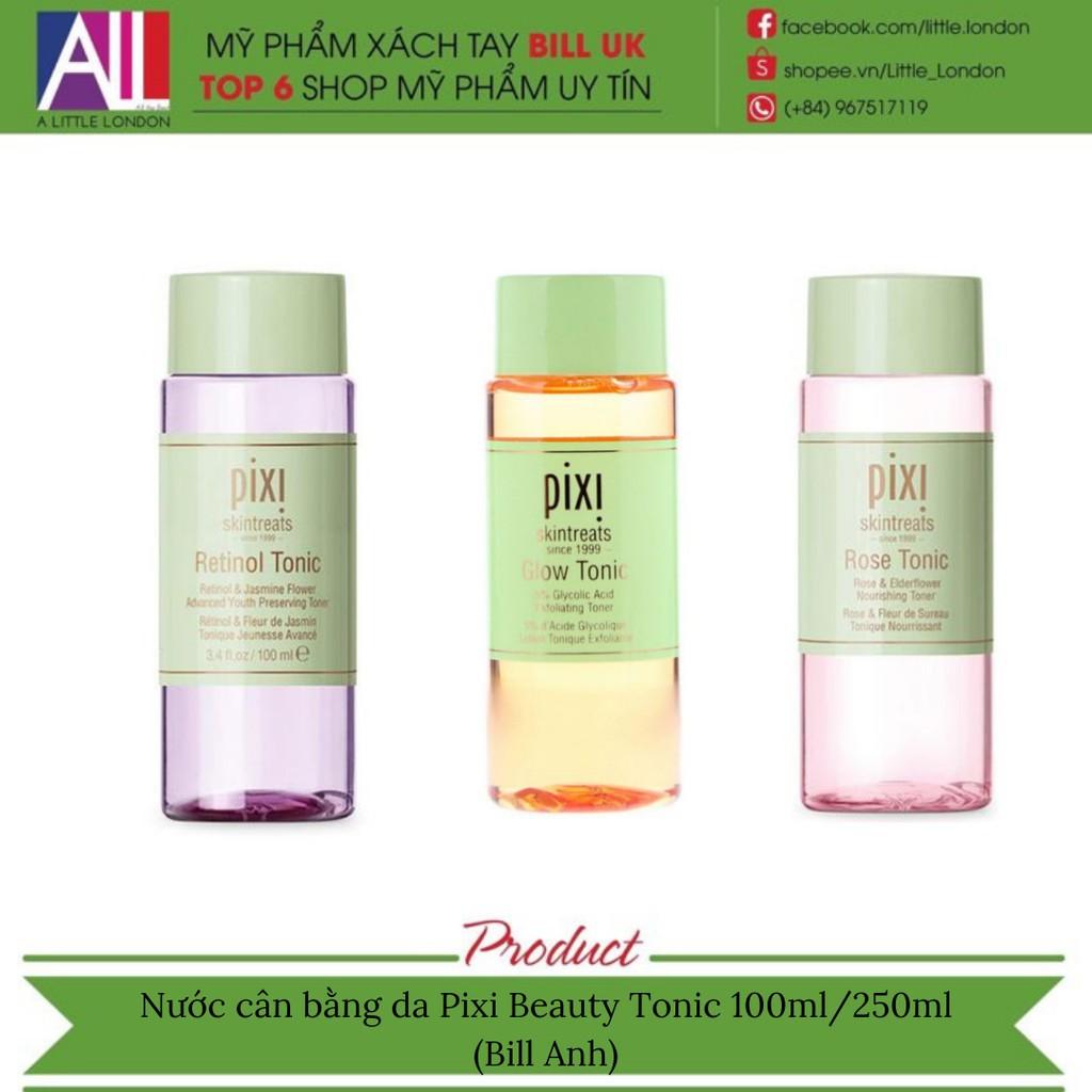 Nước cân bằng da Pixi Beauty Tonic 100ml/250ml (Bill Anh) - 22053786 , 2559483862 , 322_2559483862 , 399000 , Nuoc-can-bang-da-Pixi-Beauty-Tonic-100ml-250ml-Bill-Anh-322_2559483862 , shopee.vn , Nước cân bằng da Pixi Beauty Tonic 100ml/250ml (Bill Anh)