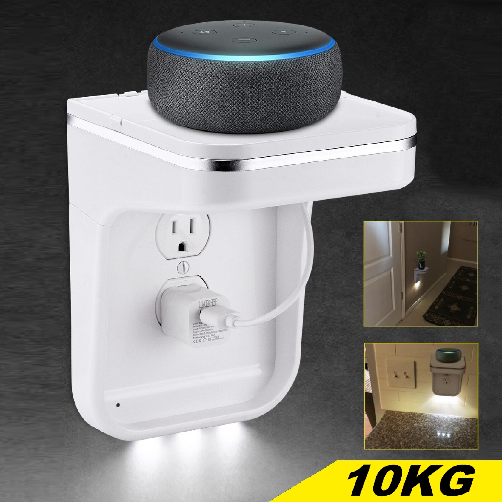 22lbs Switch Wall-Mounted Shelf Home Bathroom Phone Charging Storage Bracket - 14870150 , 2670258885 , 322_2670258885 , 457580 , 22lbs-Switch-Wall-Mounted-Shelf-Home-Bathroom-Phone-Charging-Storage-Bracket-322_2670258885 , shopee.vn , 22lbs Switch Wall-Mounted Shelf Home Bathroom Phone Charging Storage Bracket