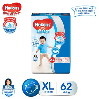 Hình ảnh Tã dán Huggies Dry Super Jumbo M76/L68/XL62/XXL56-2