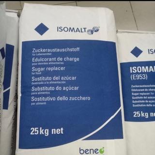 Đường ăn kiêng isomalt gói 1kg( chia ra từ bao 25kg)