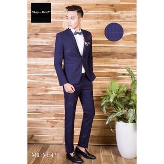 Áo vest nam đẹp dẫn đầu xu hướng thời trang – VE471
