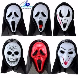 Halloween-mặt nạ của khủng bố