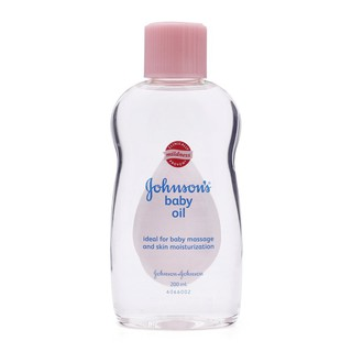 Dầu massa Johnson's® Baby Oil