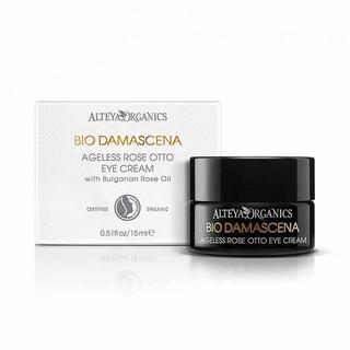 Kem Dưỡng Mắt Hữu Cơ Chống Lão Hoá Alteya Organics Bio Damascena Ageless Rose Otto Eye Cream, 15ml thumbnail