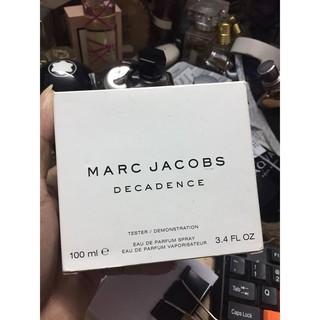 nước hoa tester marc jacobs decadence 100ml ko nắp