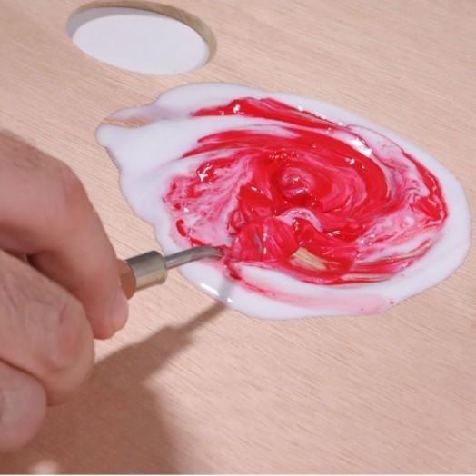 Dung môi pha tạo hiệu ứng lì cho tranh - Acrylic Medium Matte MONT MARTE 75ml/135ml