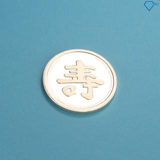 Đồng bạc cạo gió chữ Thọ XDC0002 - Trang Sức TNJ
