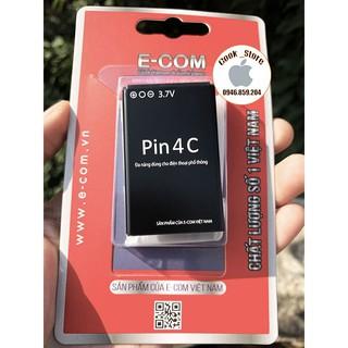 Pin nokia 5C 4U 4UL dung lượng cao 1500mah – Hãng E-Com – Pin xịn dung lượng thật – bảo hành 12th