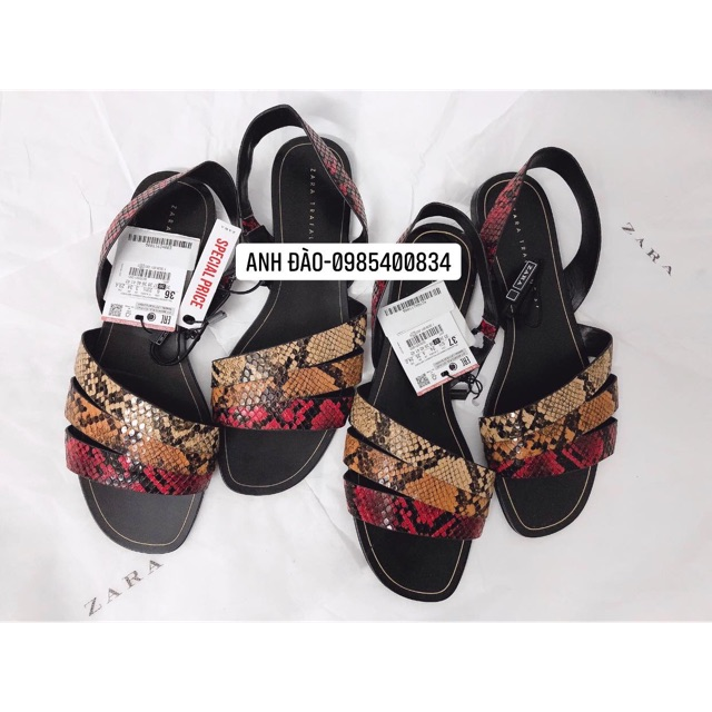 Sandal Zara Sale size 36