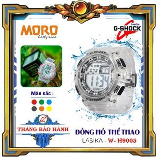 [CHỐNG NƯỚC] Đồng hồ thể thao LASIKA W-H9003  - Năng động, Cá tính - Bảo hành 1 năm