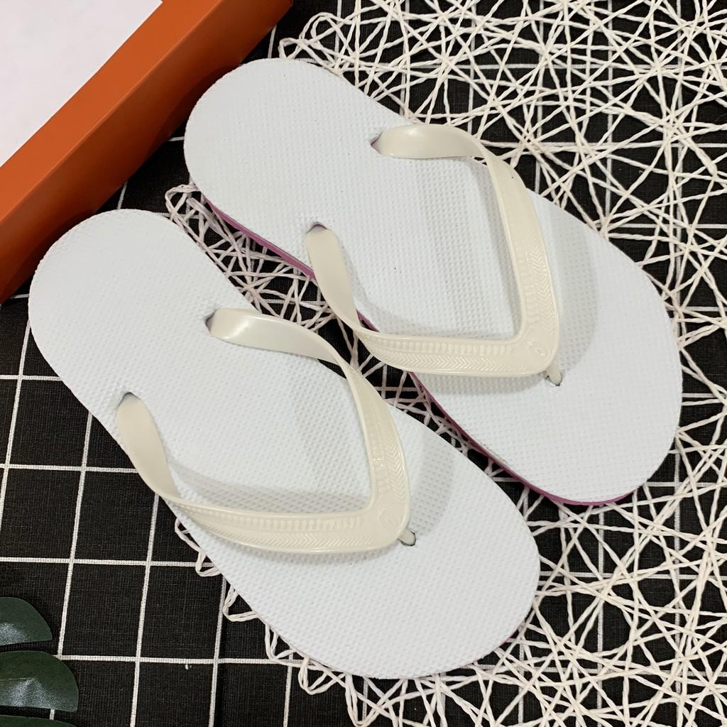 (4 màu) Dép tông lào nam nữ 36-43 xỏ ngón siêu nhẹ siêu êm thích hợp đi trong nhà, khách sạn