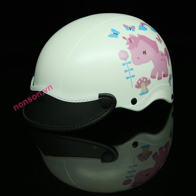 Nón Sơn mũ bảo hiểm trẻ em SA1-002-25