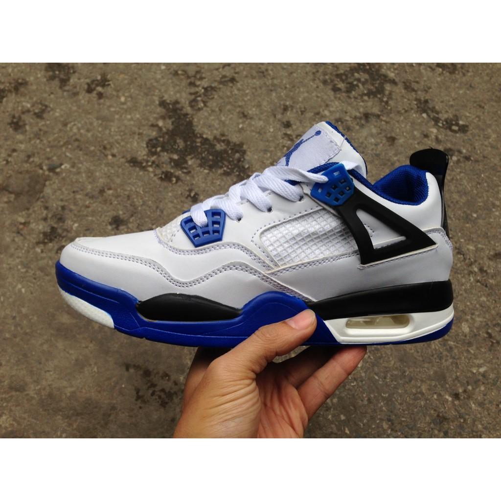 [FREE SHIP] Giày Nike Air Jordan 4 Retro màu trắng xanh cô ban - 3447264 , 796110316 , 322_796110316 , 230000 , FREE-SHIP-Giay-Nike-Air-Jordan-4-Retro-mau-trang-xanh-co-ban-322_796110316 , shopee.vn , [FREE SHIP] Giày Nike Air Jordan 4 Retro màu trắng xanh cô ban