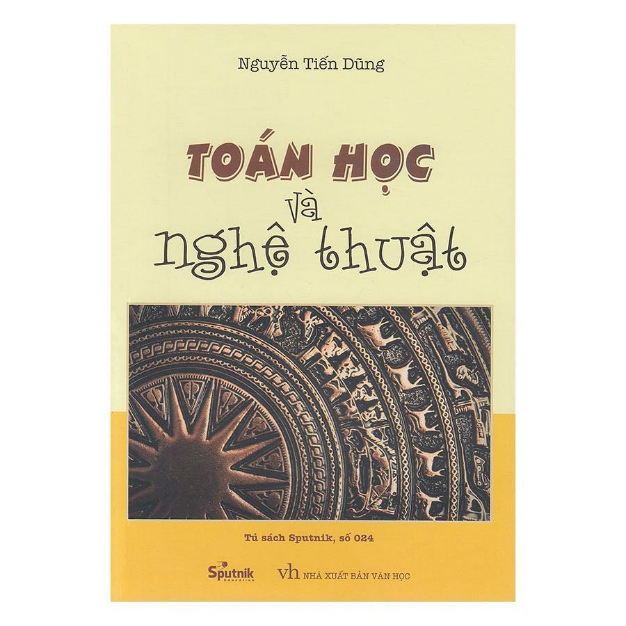 [ Sách ] Toán Học và Nghệ thuật (Tái Bản) - 2932784 , 1204827980 , 322_1204827980 , 130000 , -Sach-Toan-Hoc-va-Nghe-thuat-Tai-Ban-322_1204827980 , shopee.vn , [ Sách ] Toán Học và Nghệ thuật (Tái Bản)