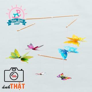 Bộ bướm kích thích thị giác montessori| Đồ chơi cho trẻ sơ sinh