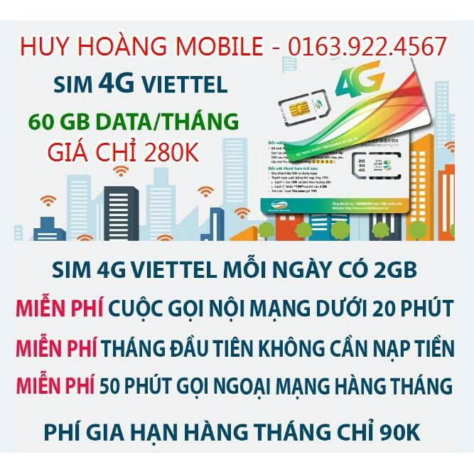Gói V90 miễn phí gọi nội mạng ,tháng 60gb ( 2gb/ngày) 50 phút gọi ngoại mạng