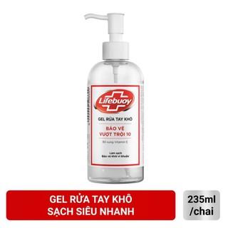 [Chính Hãng] Gel rửa tay khô Lifebuoy bảo vệ vượt trội 10 sạch siêu nhanh thumbnail