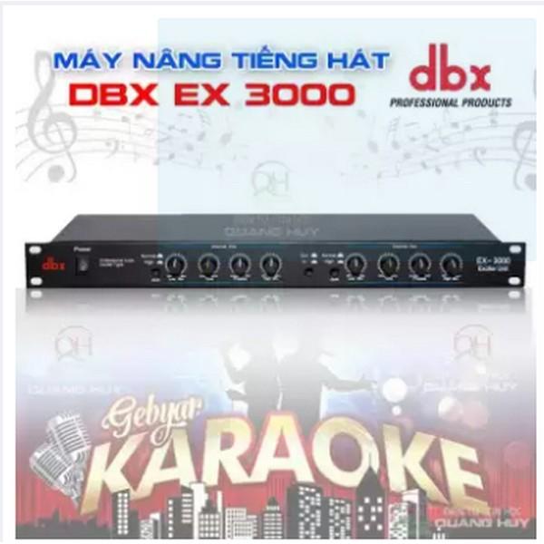 Máy nâng tiếng hát karaoke dbx- EX-3000.