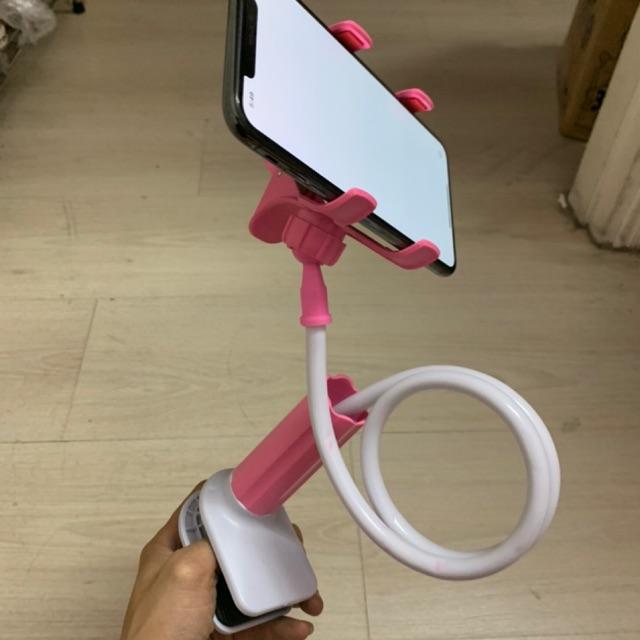 Kẹp điện thoại đuôi khỉ đa năng