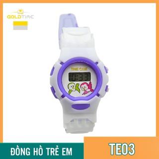 Đồng Hồ Điện Tử TE03 Dành Cho Trẻ Em Kiểu Dáng Dễ Thương thumbnail