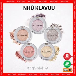 Nhũ Mắt Klavuu Ngọc Trai Hàn Quốc gồm 5 Màu Nhũ Siêu Đẹp Phân Phối Chính Hãng thumbnail